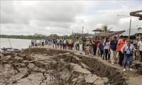 เกิดเหตุแผ่นดินไหวที่รุนแรงที่สุดในโลกนับตั้งแต่ต้นปี