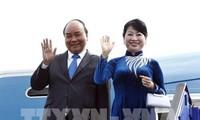 นายกรัฐมนตรีเวียดนามเริ่มการเยือนประเทศสวีเดน