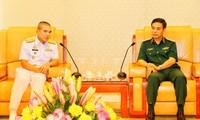 ไทยและเวียดนามกระชับความสัมพันธ์ระหว่างกองทัพเรือ