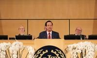 เวียดนามให้คำมั่นที่จะปฏิบัติหน้าที่การเป็นสมาชิกของ ILO ให้ลุล่วงไปด้วยดี