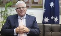 พิธีมอบเหรียญอิสริยาภรณ์มิตรภาพให้แก่เอกอัครราชทูตออสเตรเลียประจำเวียดนาม