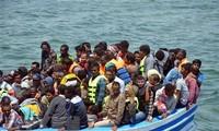เกิดเหตุเรือขนส่งผู้อพยพอัปปางในเขตทะเลนอกชายฝั่งตูนิเซีย