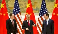 จีนและสหรัฐผลักดันการฟื้นฟูการเจรจาด้านการค้า