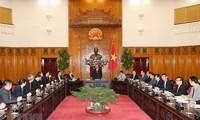 รัฐบาลเวียดนามให้คำมั่นที่จะสนับสนุนสถานประกอบการสิงคโปร์ในการประกอบธุรกิจในเวียดนาม