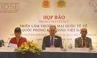 งานแสดงสินค้านานาชาติด้านกลาโหมและความมั่นคงเวียดนามปี 2020