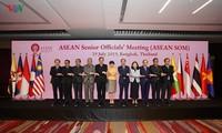 ปัญหาทะเลตะวันออกถูกหยิบขึ้นมาหารือในการประชุมรัฐมนตรีต่างประเทศอาเซียน