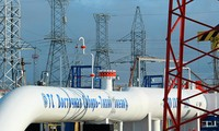 Russia launches a gas pipeline to Asia