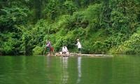 Visiting Pu Mat National Park