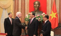 Vietnam considers the US one of its top partners