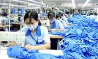 Vietnam's garment exports increase sharply in H1