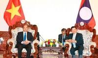 Boosting Vietnam-Laos friendship