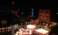 Candle-lighting ceremonies honour war heroes, martyrs