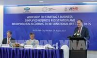 APEC workshop discusses simplifying business registration procedures