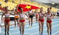 Vietnam fulfills target of being in top three at SEA Games 29