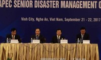 11th Senior Disaster Management Officials Forum opens