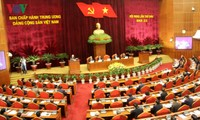 Socio-economic performance tops Party Central Committee meeting