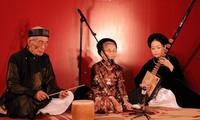 Standard rules in performing Ca Tru folk singing restored