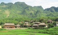 Giang Mo village offers community tours