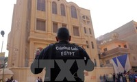 Egypt's Sisi attends Coptic Christmas celebration amid tight security