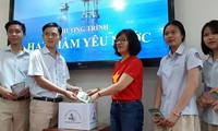 Program launched to donate organic soil to Truong Sa