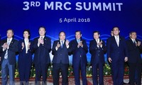 PM attends third Mekong River Commission Summit