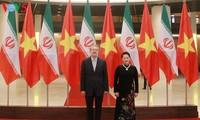 Vietnam, Iran eye 2 billion USD in bilateral trade