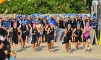 Cuộc thi Ironman 70.3: Kỷ lục hơn 1.600 vận động viên tham dự
