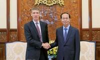 Vietnam, UK should utilise cooperation potential: President