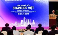 Vietnamese start-up forum concludes