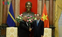Vietnam wants to boost ties with Nauru, Norway