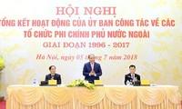 PM: Vietnam facilitates foreign NGOs