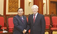 Vietnam, Laos urged to boost legislative ties