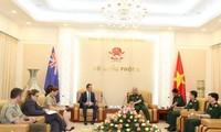 Defence consultation to boost Vietnam-Australia cooperation