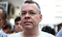 Turkish high court rejects appeal for US pastor Brunson's release