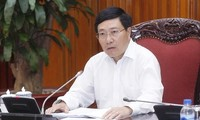 Deputy PM instructs preparations for WEF ASEAN