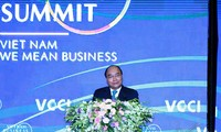 Vietnam Business Summit opens