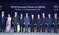 WEF ASEAN 2018 – Vietnam's hallmark event