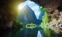 Phong Nha-Ke Bang National Park attracts tourists
