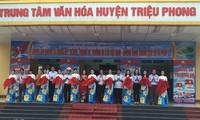 Hoang Sa, Truong Sa exhibition opens in Quang Tri
