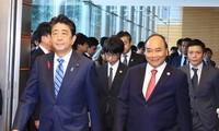 Vietnam-Japan strategic partnership expanded
