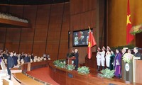 Party General Secretary Nguyen Phu Trong elected President of Vietnam