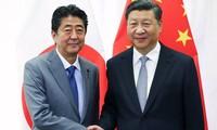 New milestone in China-Japan relationship