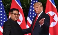 Pence says Trump to meet North Korea's Kim in 2019
