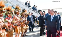 PM arrives in Papua New Guinea for 26th APEC Economic Leaders' Meeting