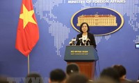 Vietnam protests China's activities in Bombay reef