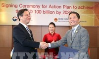 Vietnam, RoK to raise bilateral trade to 100 billion USD