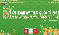 6th International Food Festival opens in Hanoi