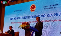 Overseas Vietnamese join efforts in homeland development and integration