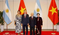 Vietnam, Argentina issue Joint Communique