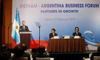 Vietnam, Argentina seek ways to boost economic partnerships